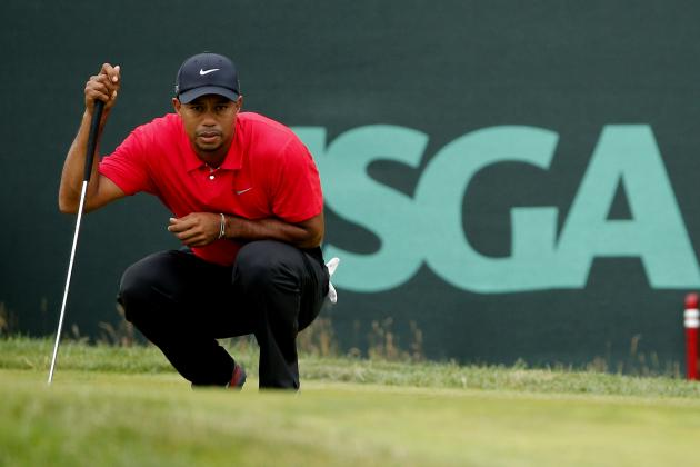 Tiger Woods Will End Major Drought at 2013 British Open