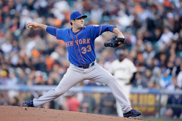 Saving Matt Harvey: New York Mets Work to Avoid Stephen Strasburg-Style Shutdown