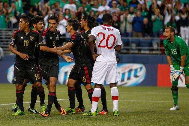 Mexico vs. Martinique: Score, Grades and Post-Match Reaction for Gold Cup Match
