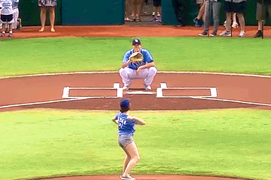 Carly Rae Jepsen Might Be the New 'Worst 1st Pitch' Champion
