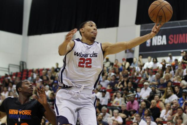 NBA Summer League 2013: Day 3 Scores, Stats and Highlights from Vegas