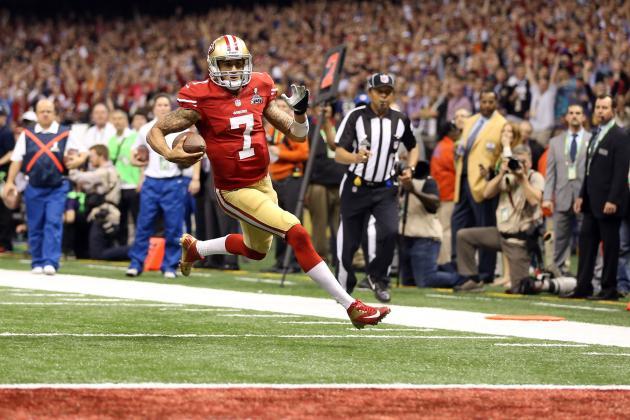 Why Colin Kaepernick Is the NFL's Most Dangerous QB