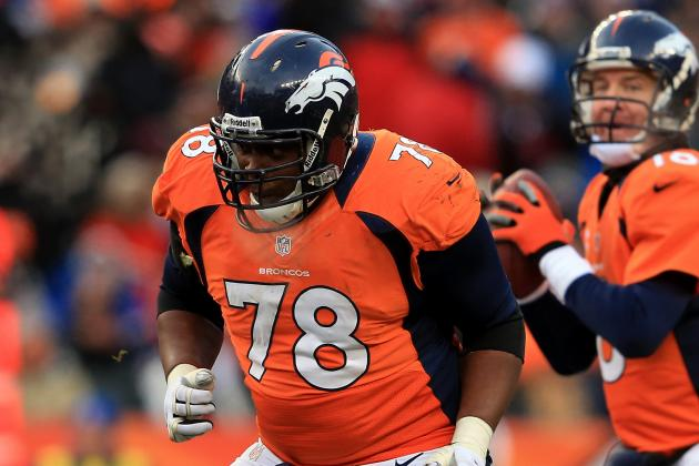 Clady, Broncos Close in on New Contract as Deadline Day Arrives