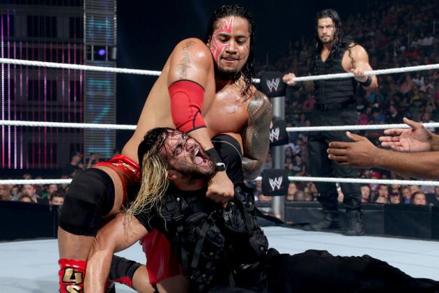 The Shield Versus the Usos Should Continue After WWE Money in the Bank