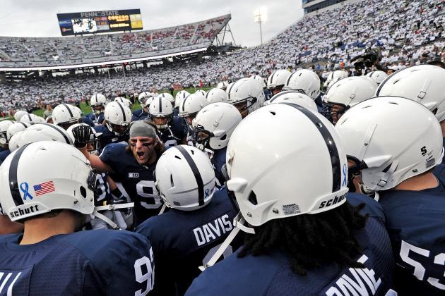 Penn State Football: Ireland Opener Highlights College Football's Reach Abroad
