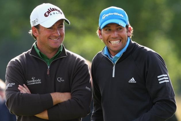 British Open Predictions 2013: Projecting Which Golfer Will Lead After Each Day