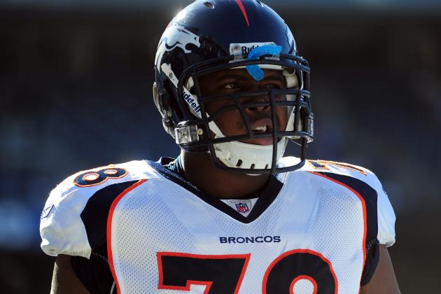 Broncos and OL Ryan Clady Agree to Terms on 5-Year/$57.5M Deal