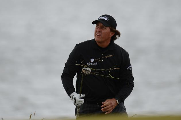 Scottish Open 2013: Will Red-Hot Phil Mickelson Carry Momentum into Muirfield?