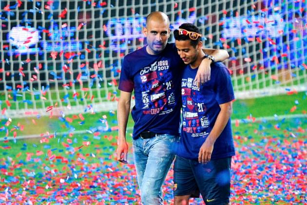 Thiago Alcantara to Bayern Munich: Pep Proves He's Trouble for Barcelona