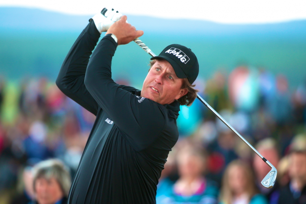 Scottish Open 2013: Phil Mickelson's Win Is Promising Sign for Open Championship