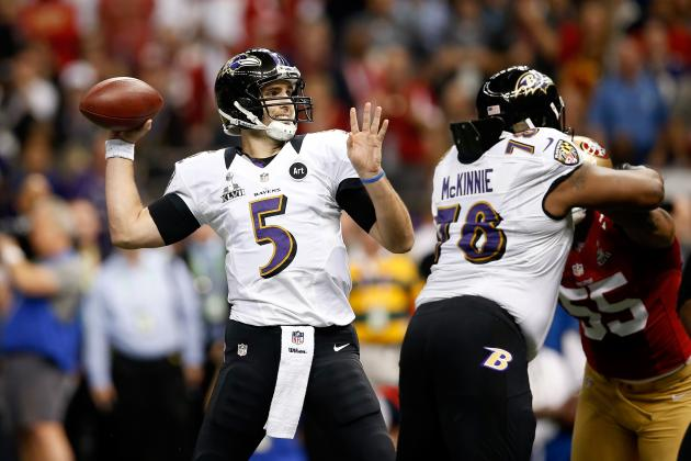 Baltimore Ravens 2013 Season Preview: Why the Deep Ball Will Be Key