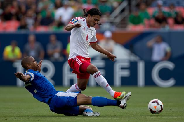 Gold Cup 2013 Results: Mexico Gained Little Momentum with Martinique Victory