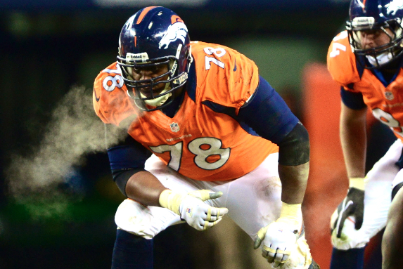Ryan Clady and Denver Broncos Agree on 5-Year Contract