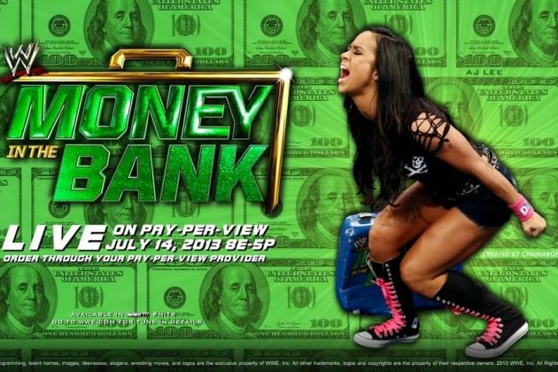 WWE Money In The Bank 2013: Live Results, Reaction and Analysis