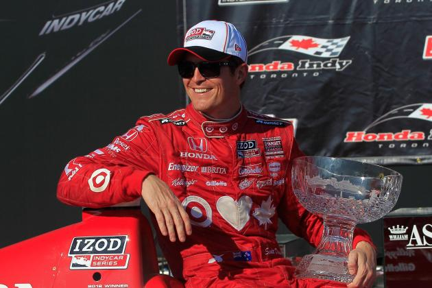 Dixon Emerging as New Title Rival for Castroneves
