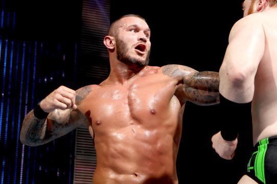 Randy Orton Wins WWE Championship Money in the Bank