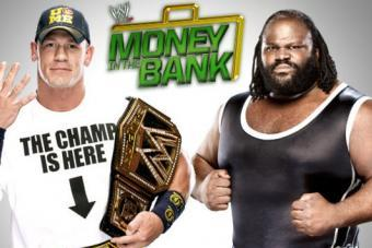 WWE Money in the Bank 2013 Results: Company Needed John Cena to Retain WWE Title