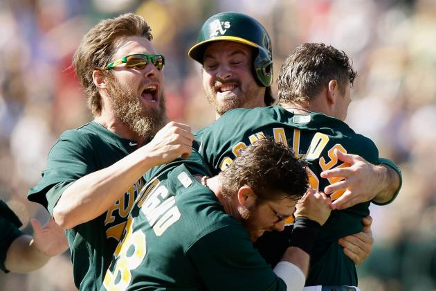 Oakland A's Go into All-Star Break Showing They Are Contenders