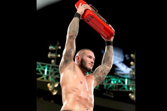WWE Money in the Bank 2013 Results: What's Next for Randy Orton After MITB Win?