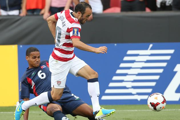 Gold Cup 2013: Schedule, TV Coverage and Live Stream for Remainder of Group Play