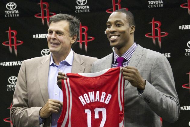 Dwight Howard Made Right Call with Rockets over Lakers