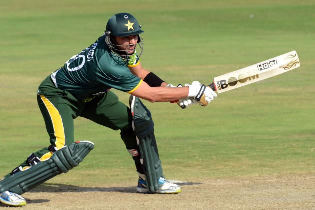'It Is Time for Me to Give a Lot to the Team': Afridi