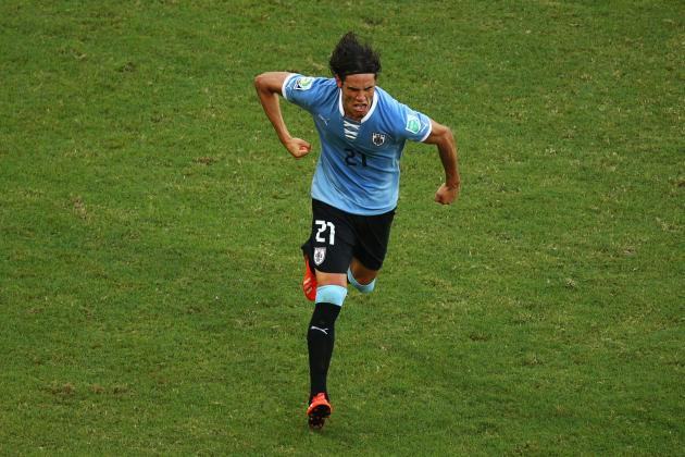 Edinson Cavani: Why PSG Would Not Be the Right Choice for Uruguay Striker