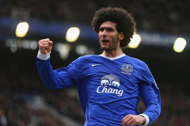 Arsenal Transfer News: Why Gunners Must Act Fast to Land Marouane Fellaini
