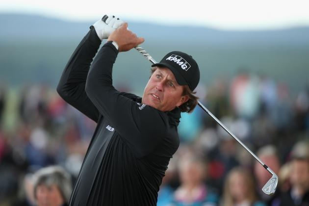 British Open Odds 2013: Updated Betting Lines for Golf's Biggest Names