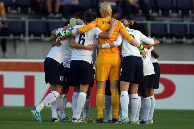 England vs. Russia: What to Expect in Women's Euro 2013 Clash
