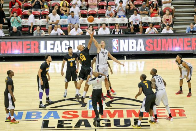 NBA Summer League 2013: Complete Guide to This Week's Games