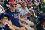 Seriously: Fan Grabs 4 Foul Balls in 1 Game