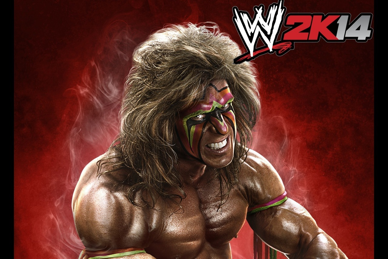 Ultimate Warrior Featured as WWE - 335.2KB