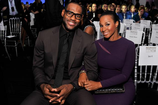 LeMarriage: LeBron James Sends Secret 'Mission Impossible'-Style Wedding Invites