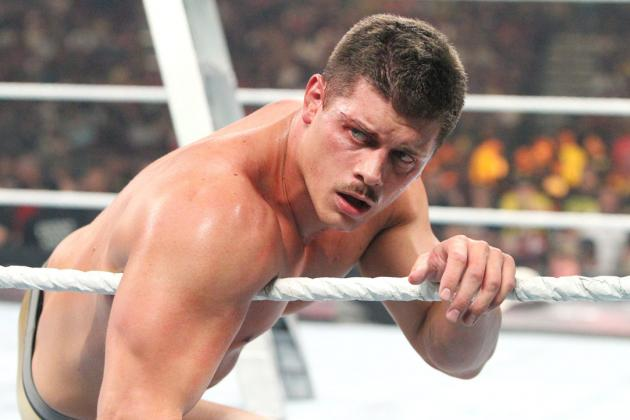 WWE Money in the Bank 2013: How Cody Rhodes Stole the Show Sunday Night