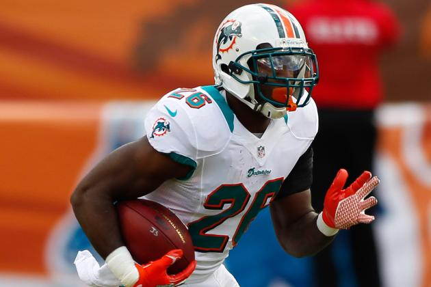 Lamar Miller's Speed Turning Heads for Miami Dolphins