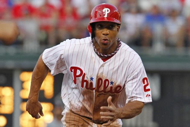 Ben Revere out 6-8 Weeks Following Foot Surgery
