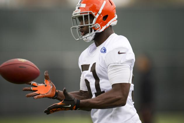 Top Draft Pick Barkevious Mingo on Mission to Prove Himself
