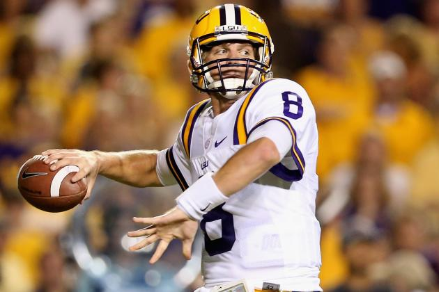 Zach Mettenberger Misses a Chance to Show His Growth