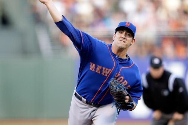 Report: Matt Harvey Will Start All-Star Game