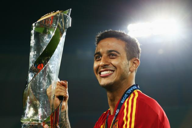 Thiago Departure a Costly Blunder for Barcelona