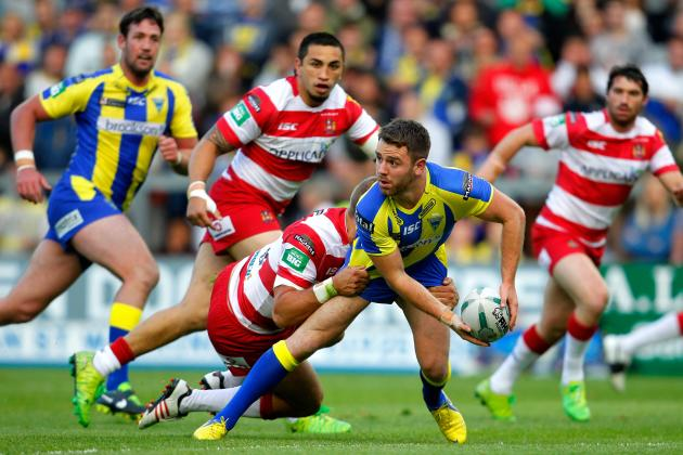 Challenge Cup 2013: Predicting Tournament Winner
