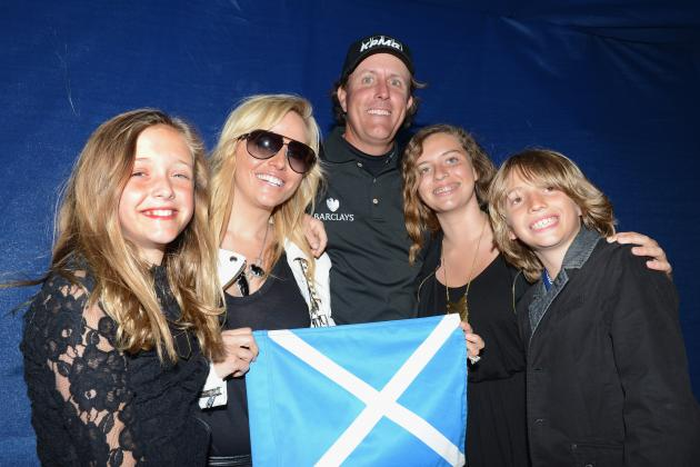 Which Phil Mickelson Will We See at the 2013 British Open Championship?