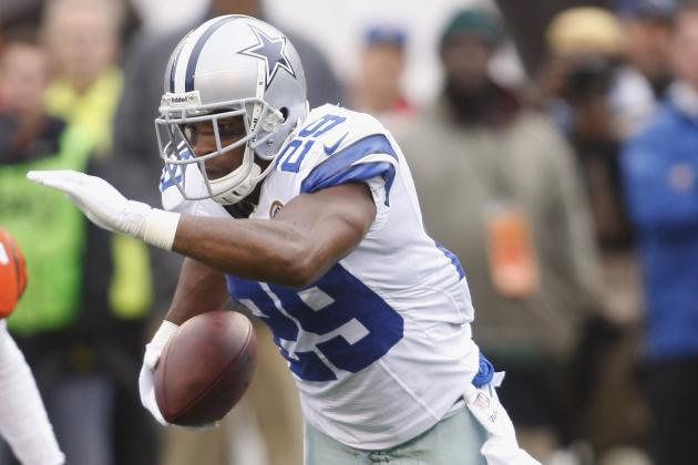 Broaddus: Cutting FB Won't Affect Murray; Might Help Him