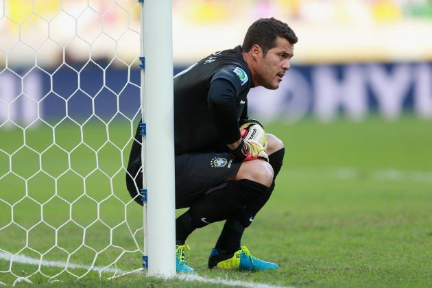 Arsenal Transfer News: Gunners Must Sign Julio Cesar to Salvage Summer