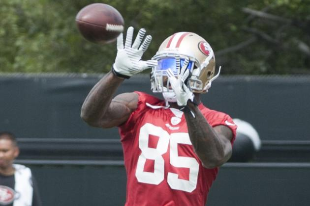 49ers Camp Preview: Tight Ends