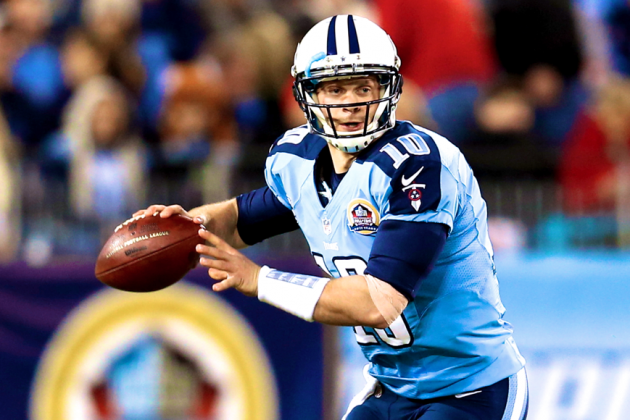Is Jake Locker Really the Tennessee Titans' Answer at QB?