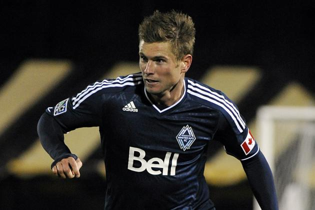 Harvey Leading Whitecaps' Surge
