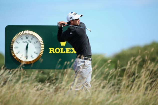 British Open TV Coverage 2013: When and Where to Watch for All 4 Days