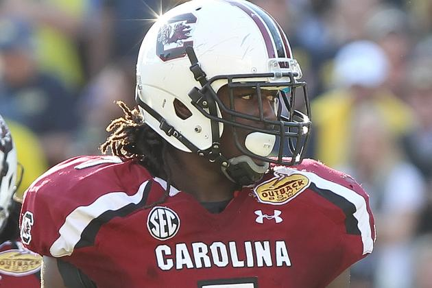 Clowney Named to 2013 Rotary Lombardi Award Watch List